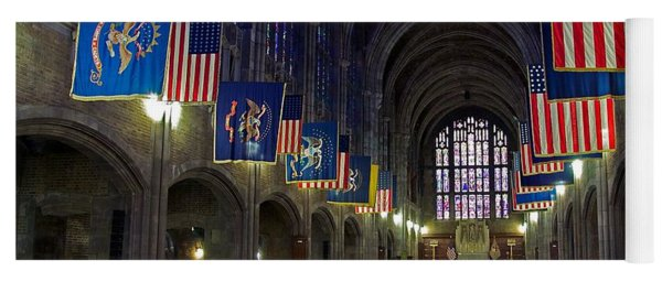 Cadet Chapel At West Point Yoga Mat