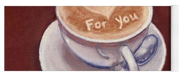 Caffe Latte Yoga Mat