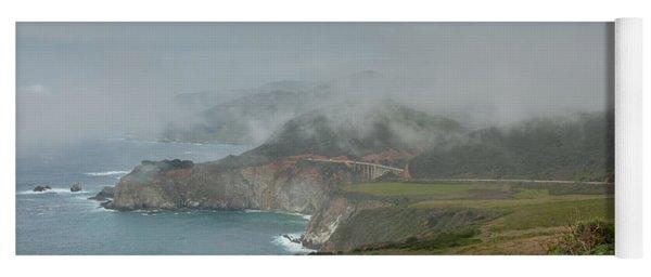 California Coast Yoga Mat