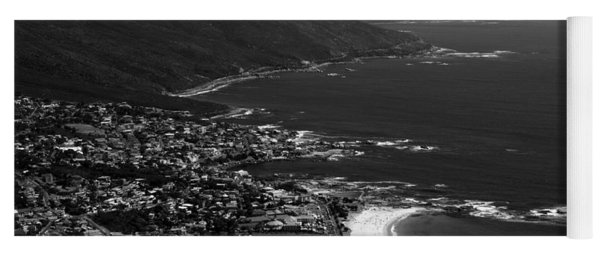 Camps Bay Cape Town Yoga Mat