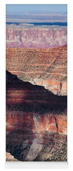Canyon Layers Yoga Mat