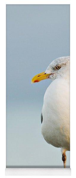 Cape Cod Seagull Yoga Mat