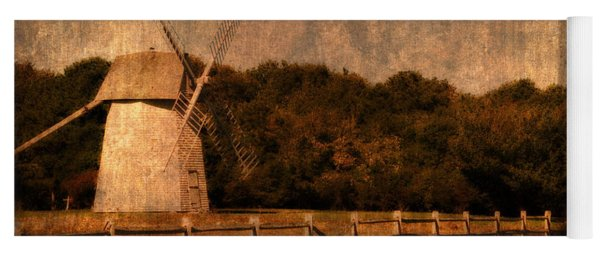 Cape Cod Windmill Yoga Mat