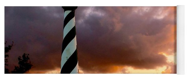Cape Hatteras Sunset Yoga Mat