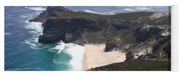 Cape Of Good Hope Coastline - South Africa Yoga Mat