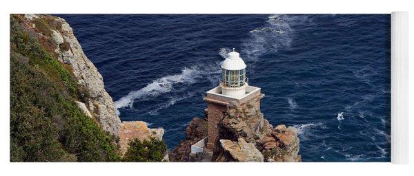 Cape Of Good Hope Lighthouse Yoga Mat