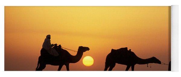 Caravan Morocco Yoga Mat