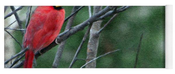 Cardinal West Yoga Mat