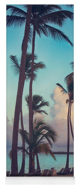 Caribbean Dreams Yoga Mat