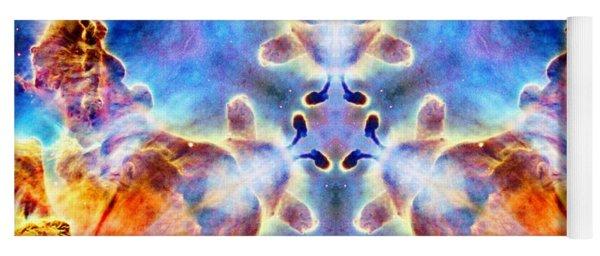 Carina Nebula Vi Yoga Mat