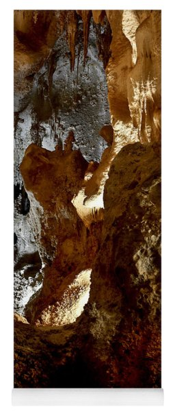 Carlsbad Caverns #1 Yoga Mat