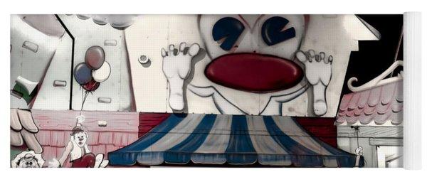 Carnival Fun House Yoga Mat