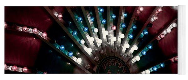 Carnival Lights Yoga Mat