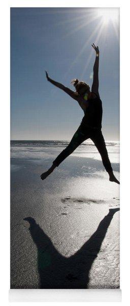 Carpe Diem Yoga Mat