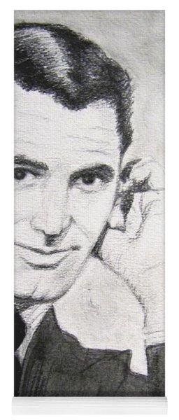 Cary Grant Yoga Mat