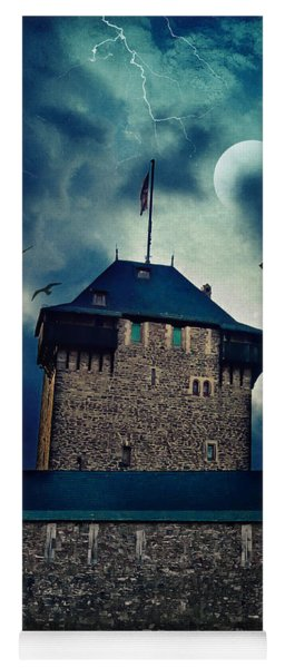 Castle Burg Yoga Mat