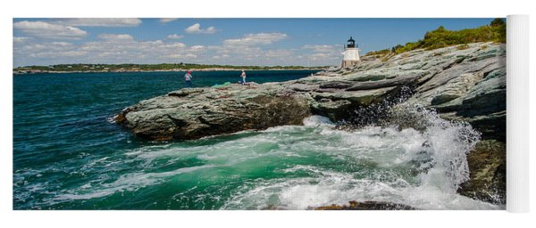 Castle Hill Lighthouse Yoga Mat