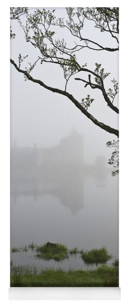 Castle Kilchurn Tree Yoga Mat