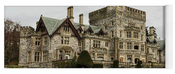Hatley Castle Yoga Mat