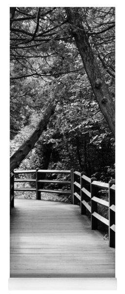 Cedar Pathway Yoga Mat
