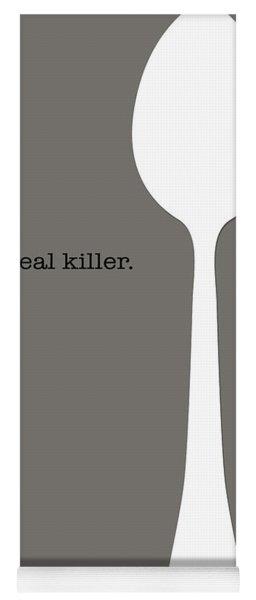 Cereal Killer Yoga Mat