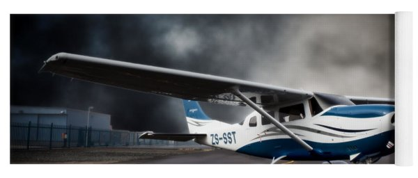 Cessna Ground Yoga Mat