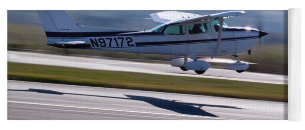 Cessna Takeoff Yoga Mat