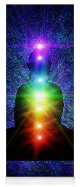 Chakra Buddha Yoga Mat