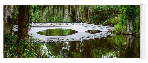 Charleston Sc Bridge Yoga Mat