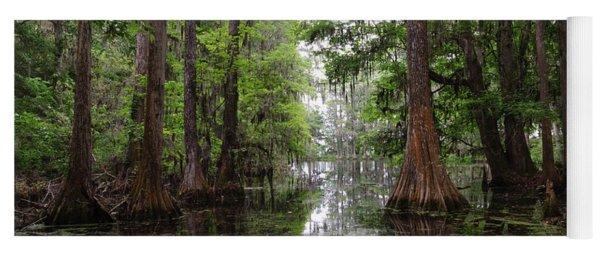Charleston Swamp Yoga Mat
