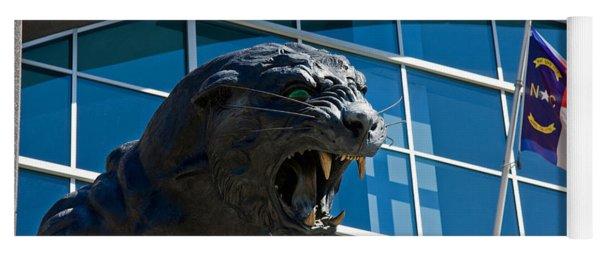 Carolina Panthers Yoga Mat