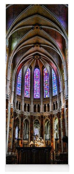 Chartres Yoga Mat