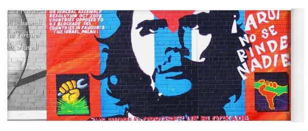 Che Guevara Yoga Mat