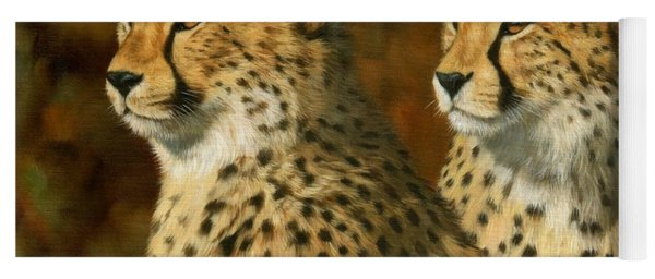 Cheetah Brothers Yoga Mat