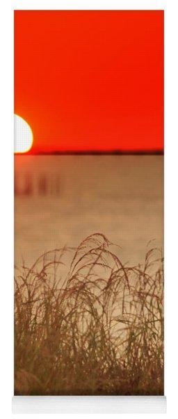 Chesapeake Sunset Yoga Mat