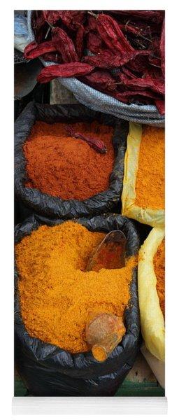 Chilli Powders 3 Yoga Mat