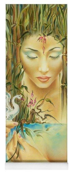 Chinese Fairytale Yoga Mat
