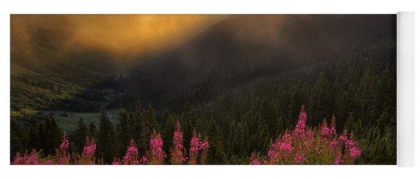 Chinook Pass Sunrise II Yoga Mat