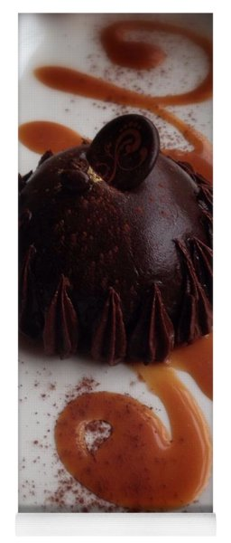 Chocolate Dessert  Yoga Mat