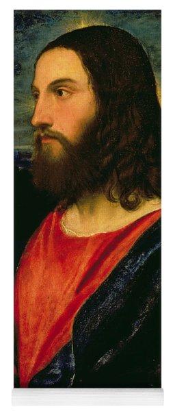 Christ The Redeemer Yoga Mat