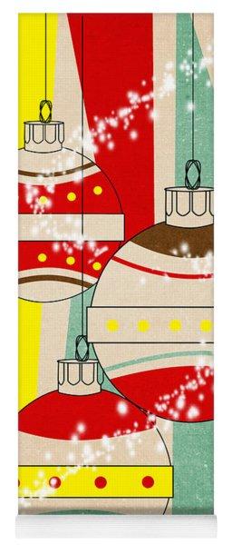 Christmas Card 6 Yoga Mat