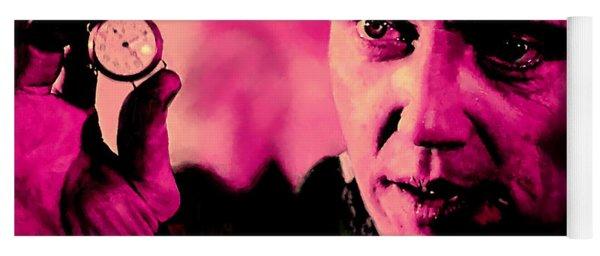 Christopher Walken @ Pulp Fiction Yoga Mat