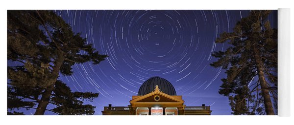 Cincinnati Observatory Yoga Mat