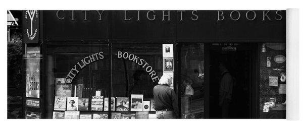 City Lights Bookstore - San Francisco Yoga Mat