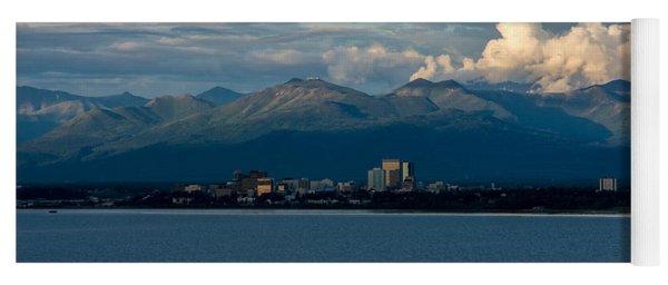 City Of Anchorage  Yoga Mat