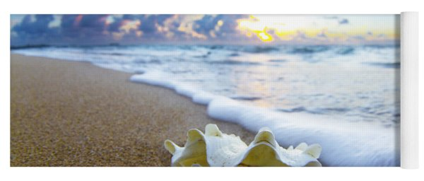 Clam Foam Yoga Mat