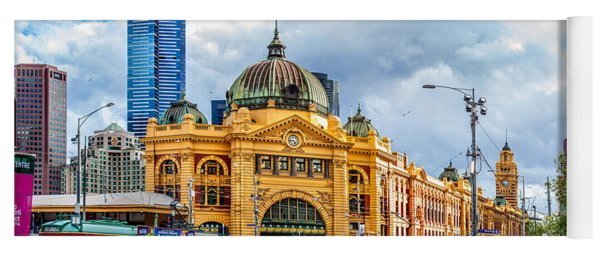 Classic Melbourne Yoga Mat