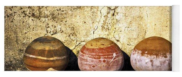 Clay Pots Yoga Mat