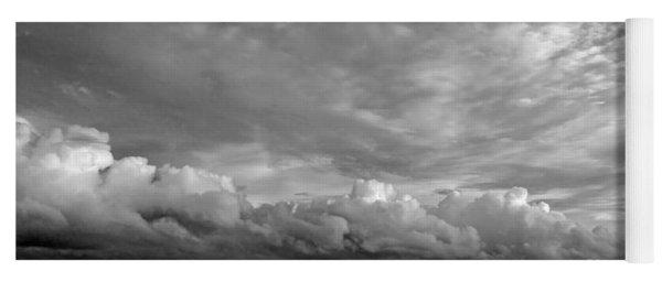 Clouds Over Alabat Island Yoga Mat