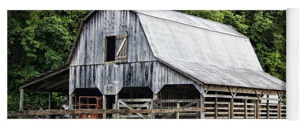 Clubhouse Road Barn Yoga Mat